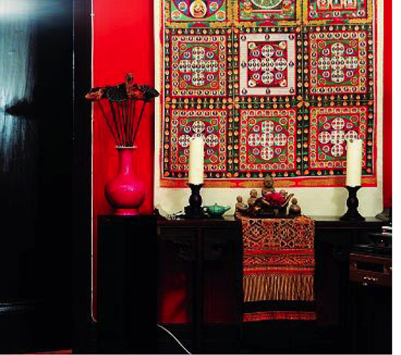 Elements of Asian Style Decorating Interact China