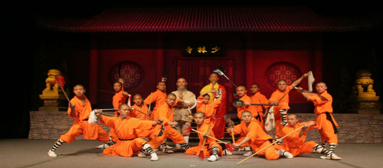 Kungfu News in Germany