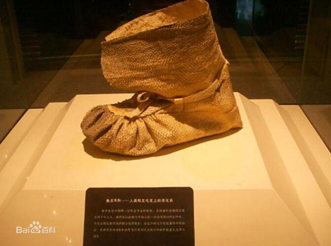 1 鱼皮鞋