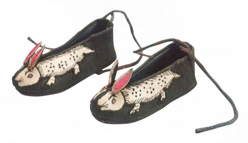 6兔紋婴儿鞋 民国.jpg