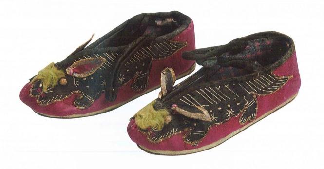6兔紋婴儿鞋 民国2.jpg
