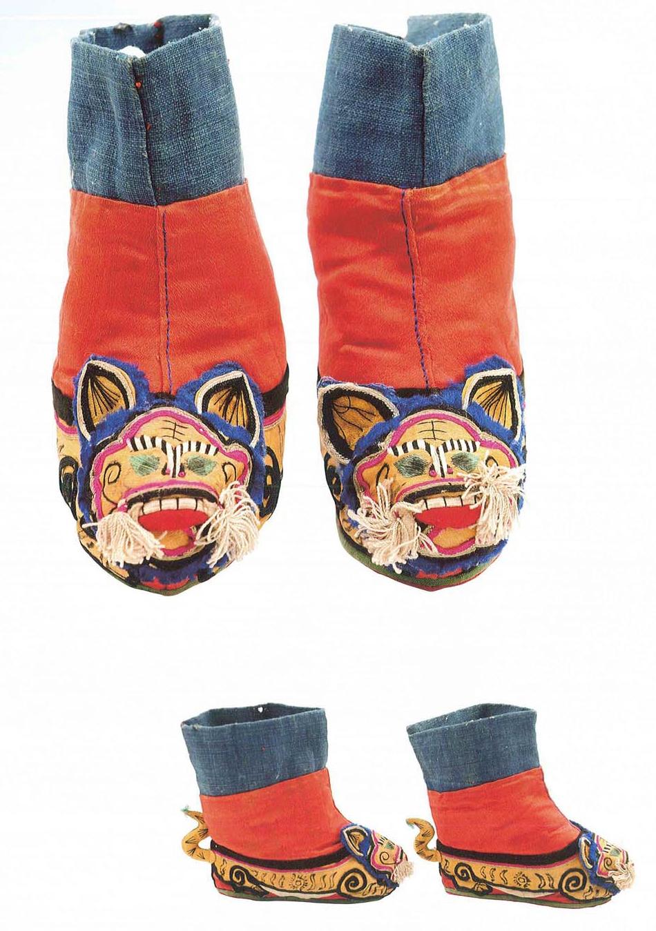 6虎纹婴儿靴 民国.jpg