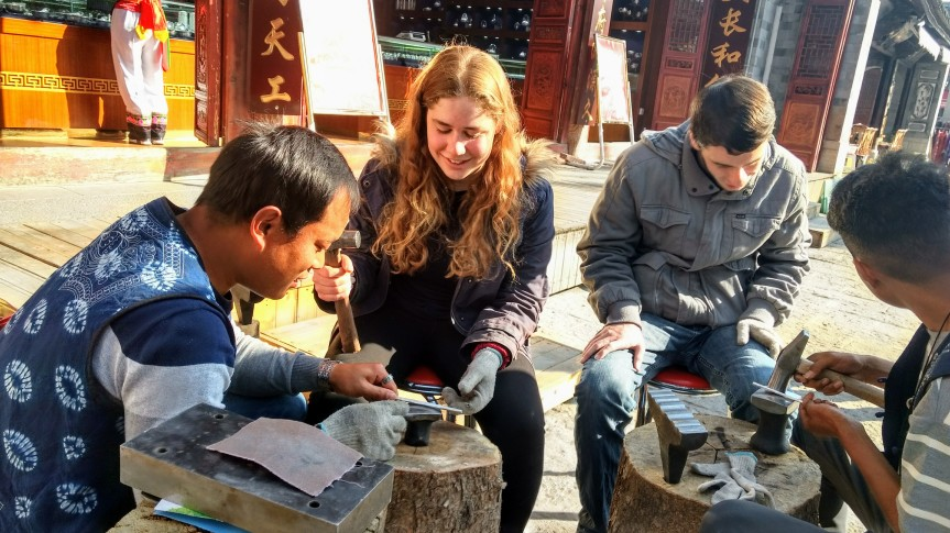 4 Lessons From a Master Silversmith in Yunnan