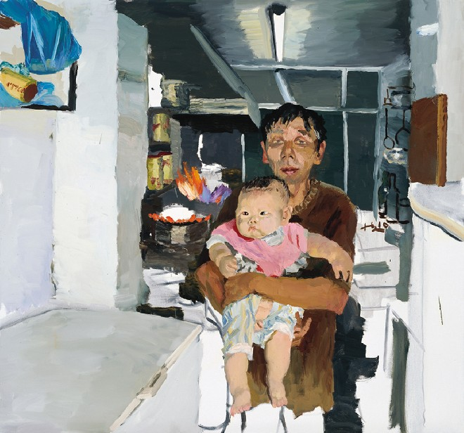 Liu Xiaodong and Chinese Neorealist painting