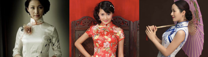 The Modernization of Traditional Chinese Hanfu and Qipao