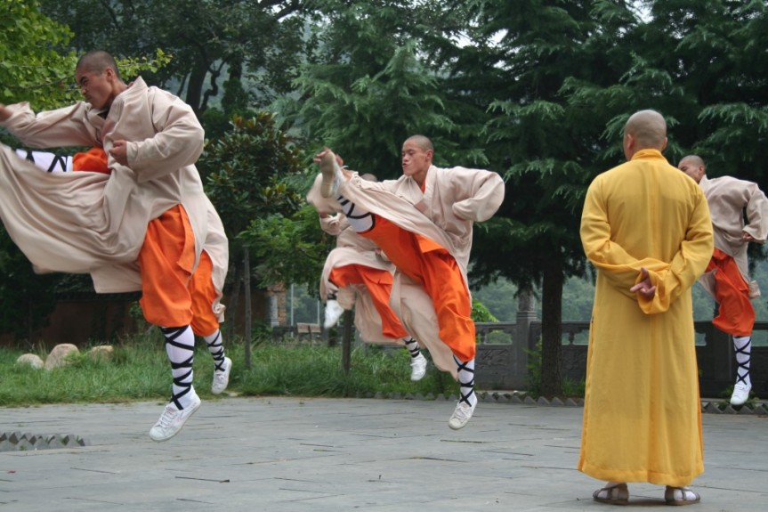 The Top 5 Kung Fu Destinations in China